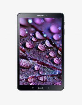 Samsung Galaxy Tab A 10.1 2016 Wi-Fi, black.