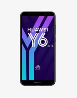 Huawei Y6 2018 Black Front