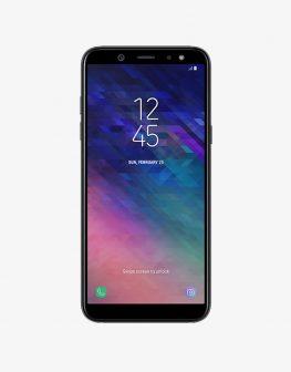 A Samsung smartphone, Samsung Galaxy A6 2018