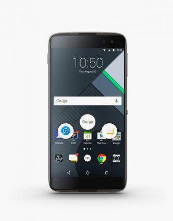 Front, Blackberry DTEK60
