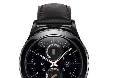 Samsung Gear S2 Classic - Black