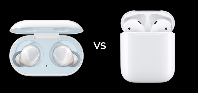 Apple airpod vs galaxy buds