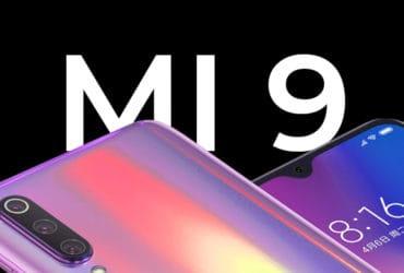Xiaomi Mi 9 Feature