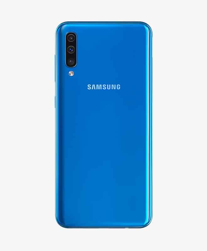 samsung-galaxy-A50-blue-back