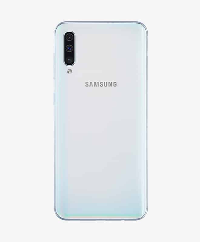 samsung-galaxy-A50-white-back