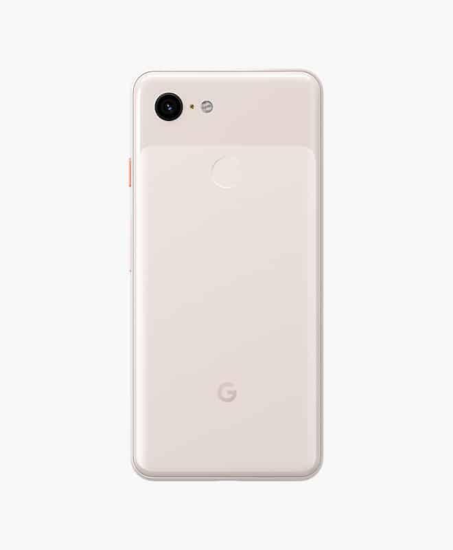 google-pixel-3-pink-back