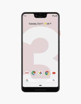 Google Pixel 3 XL Not Pink front