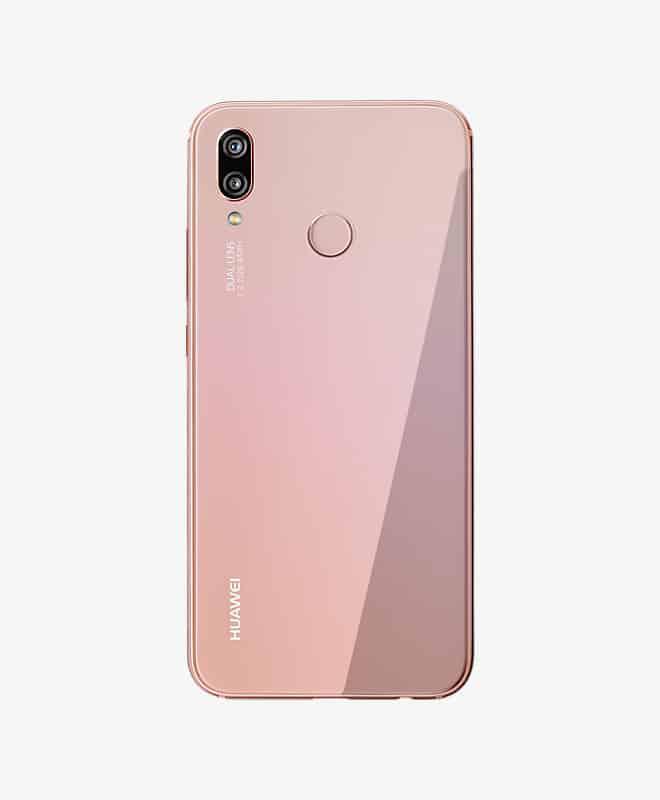 huawei-p20lite-pink-back