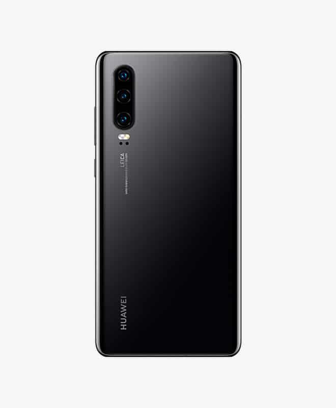 huawei-p30-black-back