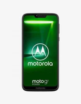 Motorola Moto G7 Ceramic Back
