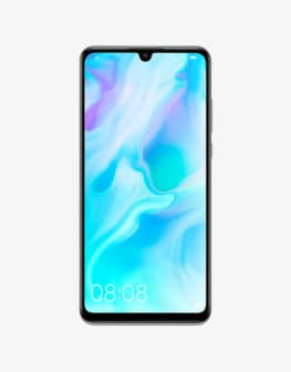 Huawei p30 lite Peral White front