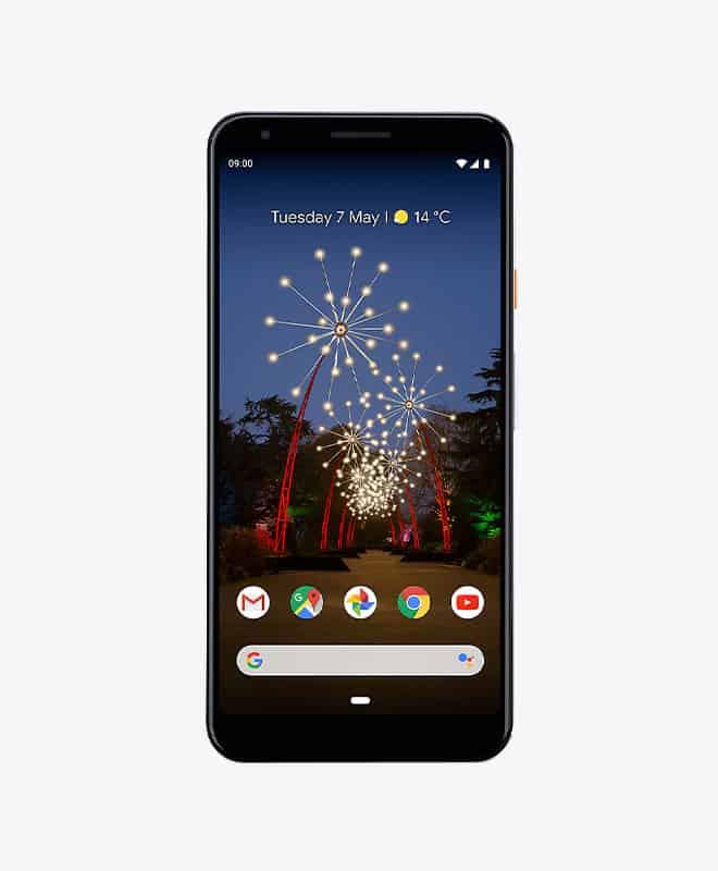 google-pixel-3a-white-front