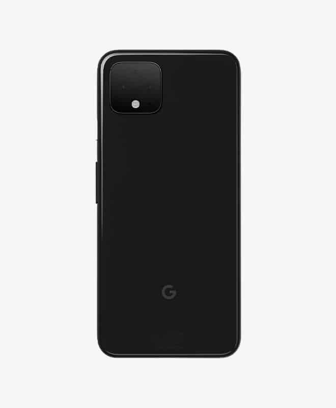 google-pixel-4-black-back