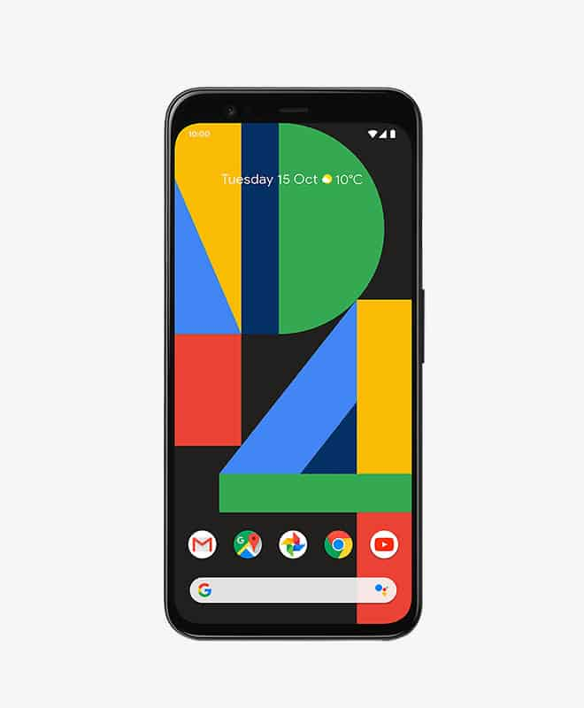 google-pixel-4-black-front