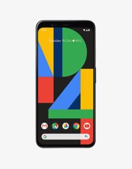 Google Pixel 4XL White front