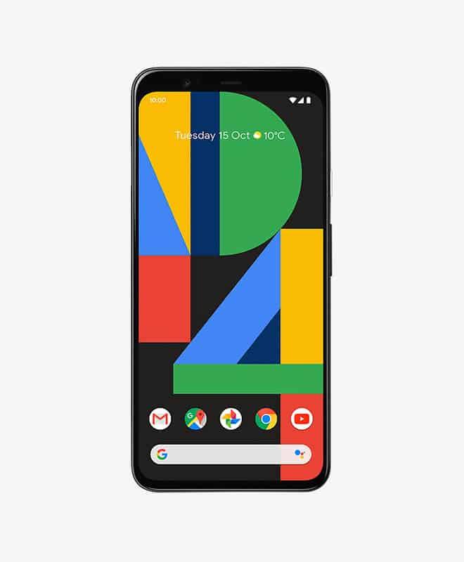 google-pixel-4xl-white-front