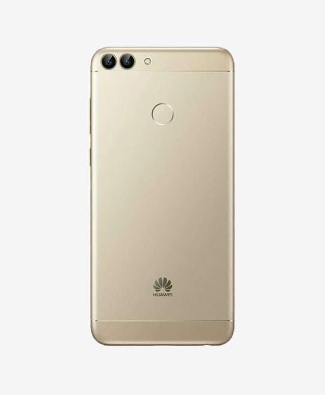 huawei-p-smart-2018-gold-back