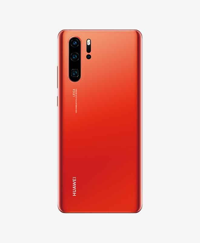 Huawei-p30-pro-amber-sunrise-back