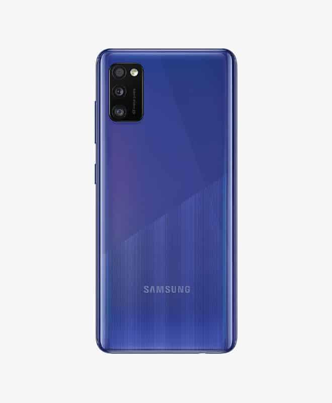 samsung-a41-blue-back
